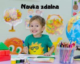 nauka zdalna przedszkole